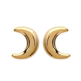 Boucles d'oreilles plaqué-or 750/000 3 microns