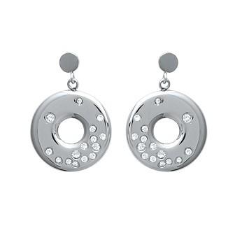 Boucles d'oreilles femme en acier 316 L oz - DBAJFBA