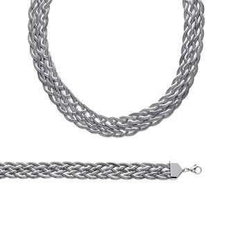 Bracelet femme acier 316 L