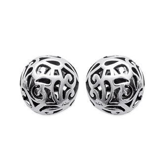 Boucles d'oreilles argent 925/000 BAJBFIJC