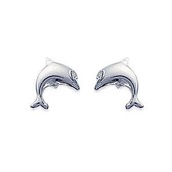 Boucle d'oreilles argent 925/000 rhodiée