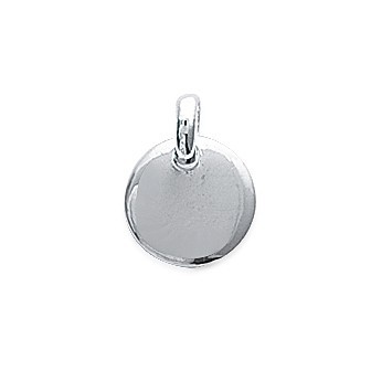 Pendentif argent 925/000 personnalisable BIIADAA