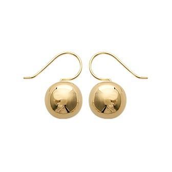 Boucles d'oreilles plaqué or 750/000 3 microns - CEAGCAA