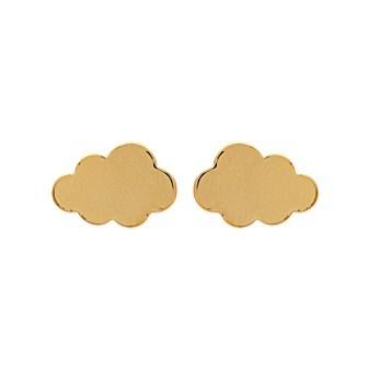 Boucles d'oreilles plaqué or 750/000 3 microns CFBGEAA