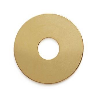 Pendentif plaqué-or 750/000 3 microns - CIIFFAA