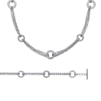Bracelet acier 316 L DBAACGBI