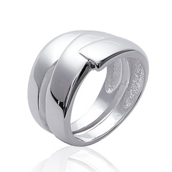 Bague argent 925/000 BACJEAA