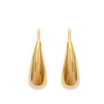 Boucles d'oreilles plaqué or 750/000 3 microns CEEHBAA