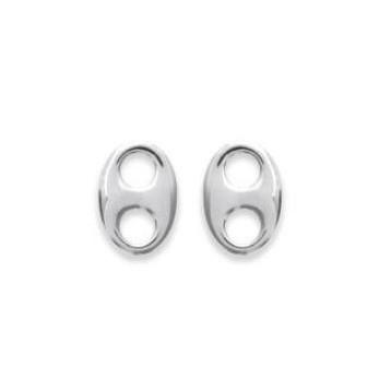 Boucles d'oreilles argent rhodiée 925/000 HDCEAAA