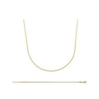 Bracelet plaqué-or 750/000 3 microns 29095518
