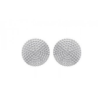 Boucles d'oreilles argent rhodié 925/000 7556600