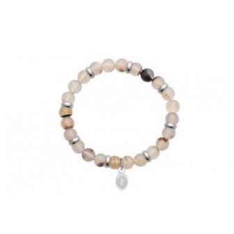 Bracelet acier 316 L onyx 312026