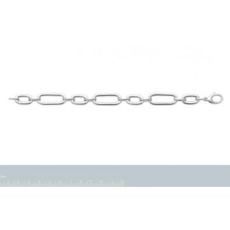 Bracelet argent rhodié 925/000 721765