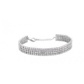 Bracelet argent rhodié 925/000 oz 87306918