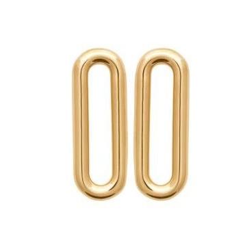 Boucles d'oreilles plaqué-or 750/000 3 microns 2587100