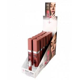 Rouge à lèvres liquide Tenue 24 Heures N° 19 40319