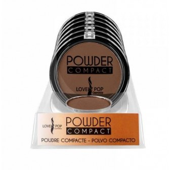 POUDRE COMPACTE LOVELY POP 10109