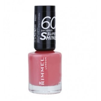 VERNIS À ONGLES N°405 ROSE LIBERTINE SUPER SHINE RIMMEL 616971