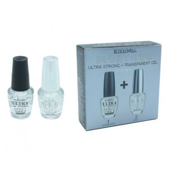 PACK DURCISSEUR + GEL BRILLANT INFINTY SHINE LETICIA WELL 20722
