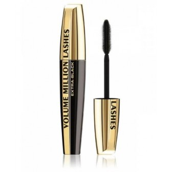 MASCARA VOLUME MILLION CILS EXTRA BLACK L'ORÉAL PARIS A5254104