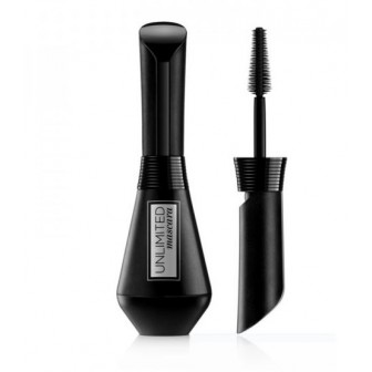 MASCARA UNLIMITED BLACK L'ORÉAL PARIS A9266300
